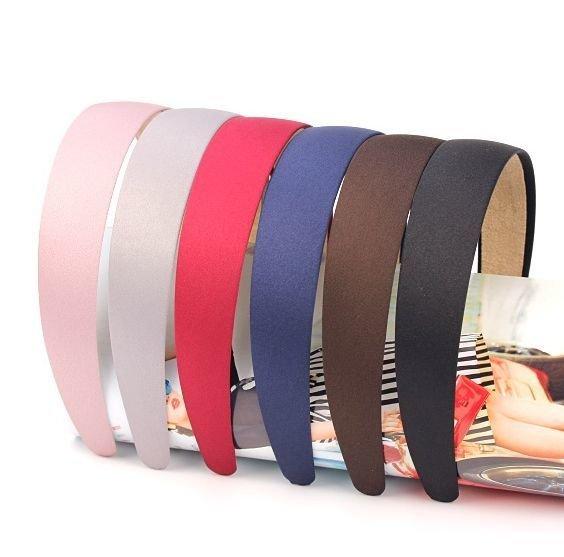 3cm satin headband 01529