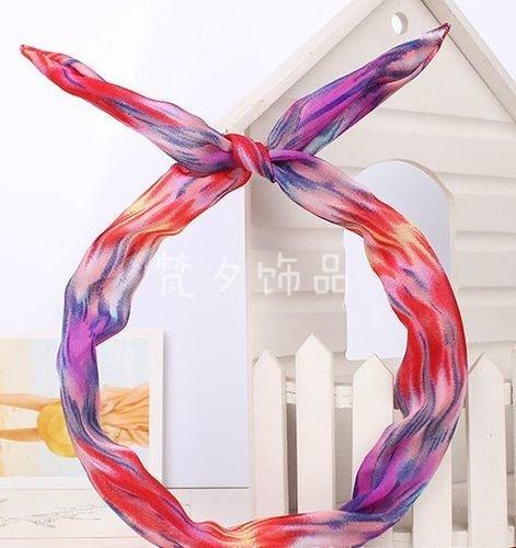 Twist hair scarves 01540