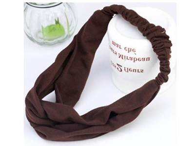 Premium cotton turban headband