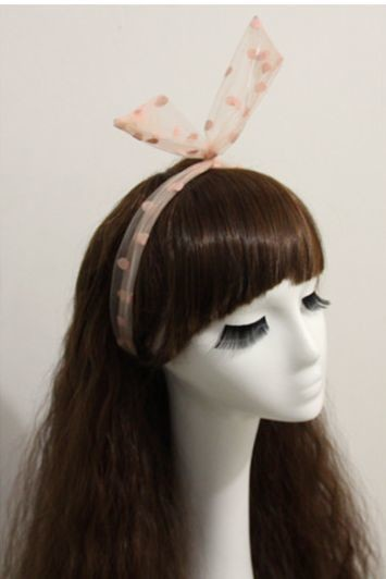 Clothing, Shoes, Accessories Rainbow Strips Pattern Head Wrap Hair Scarf Hair Bow Reshappable Wire Headband Girl's Accessories