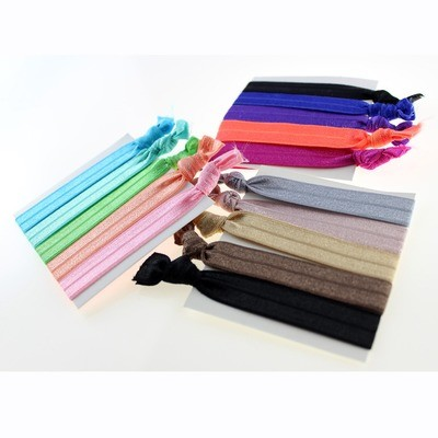 Elastic hair ties (5pcs)