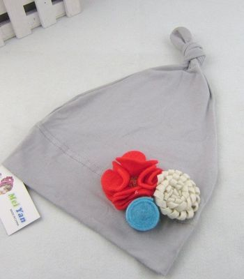 Cute cotton baby hat