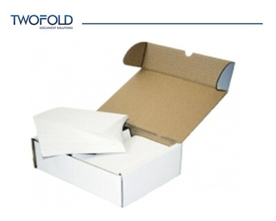 Twofold Double Franking Labels Qty: 1000