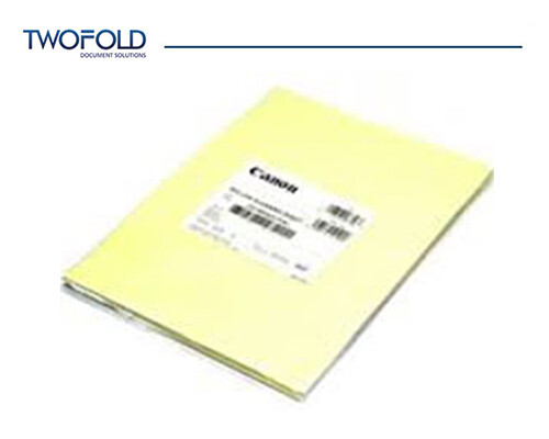 Canon DRX10C – Roller Cleaning Sheets Canon part 2418B002