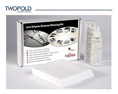 Fujitsu low / mid volume scanner cleaning kits