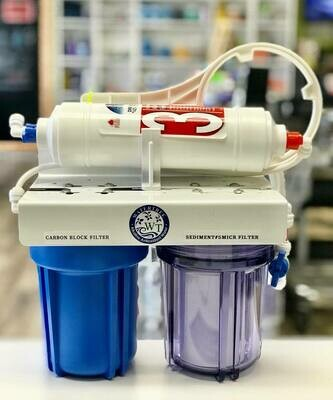 Alkaline Refrigerator System
