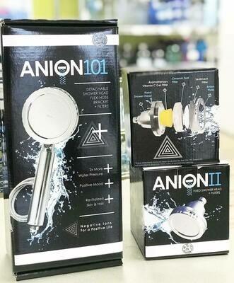 Anion 101 Showerhead