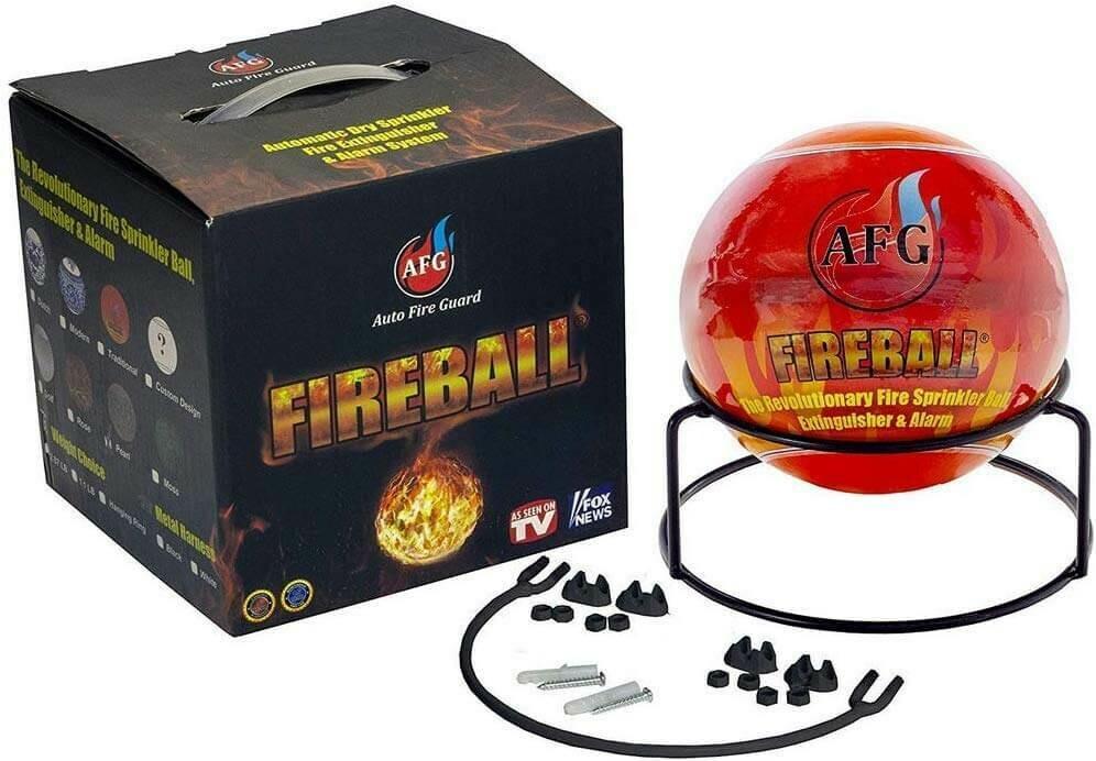 The Original Fireball