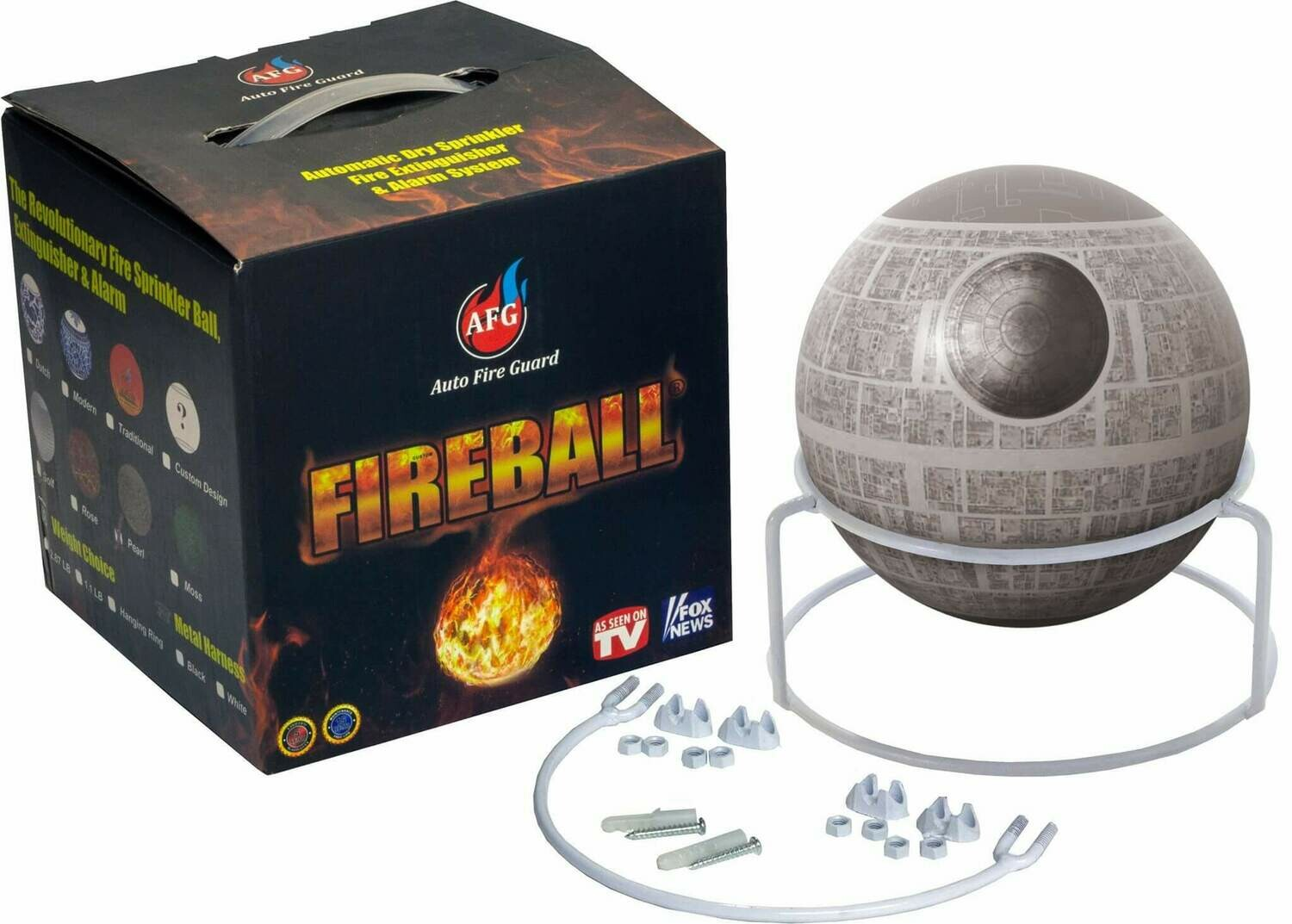 The Death Star Fireball
