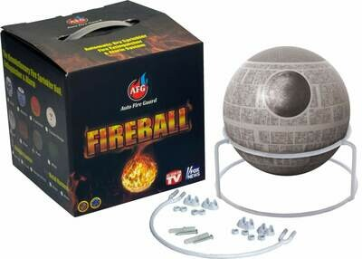 The Death Star Fireball