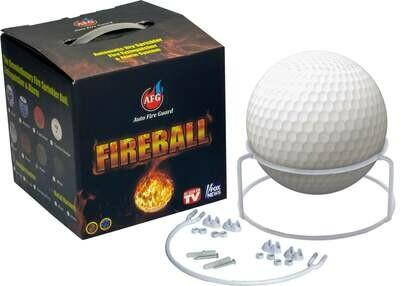 The Golf Ball Fireball
