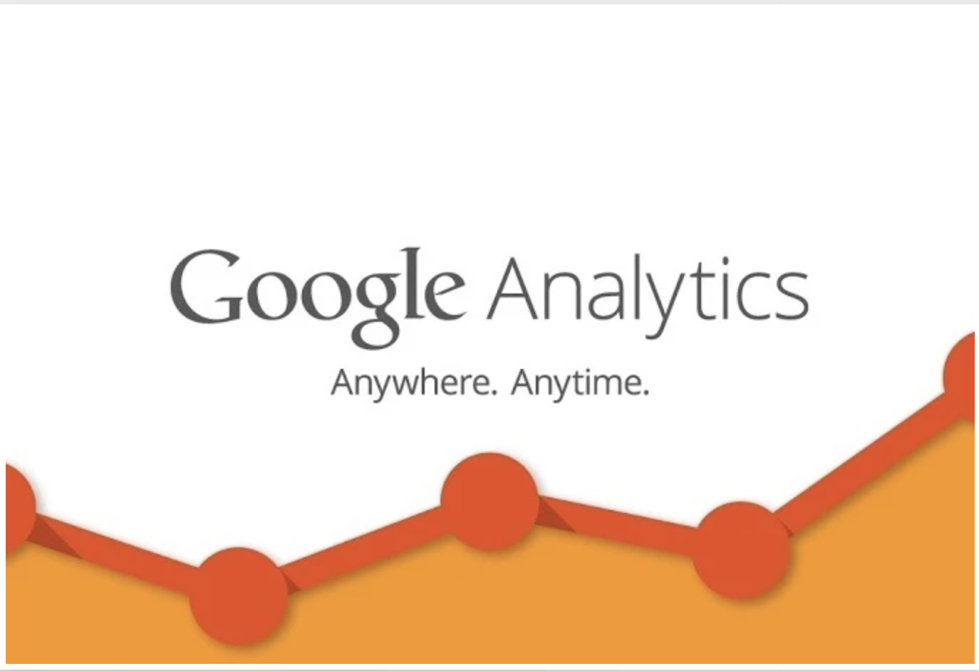 Setup Google Analytics & Tag Manager tracking