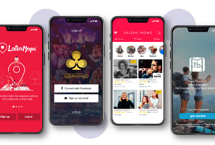 Get a beautiful UI/UX design for your mobile app