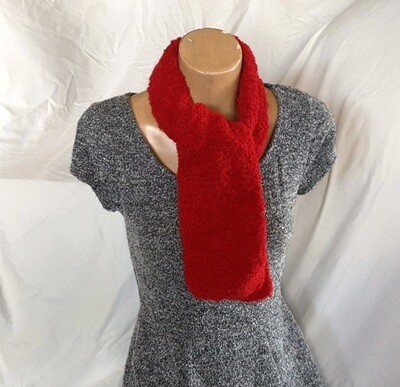 Scarf, Scarlet boucle 110cm long