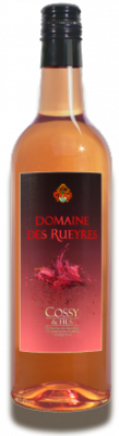 Chardonne Grand Cru Rosé de Pinot Noir 2018 70 cl