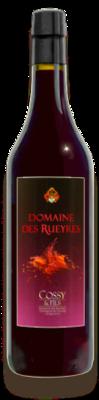 Chardonne Grand Cru Domaine des Rueyres Pinot Noir 2018 50 cl