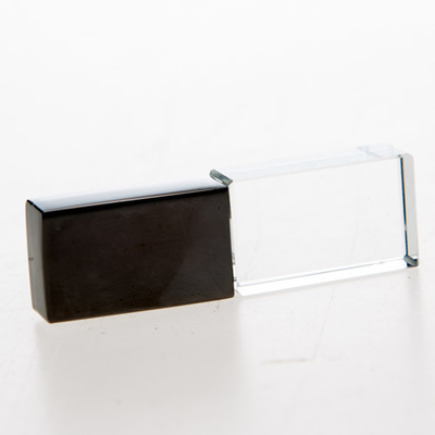 Gun Metal Crystal USB
