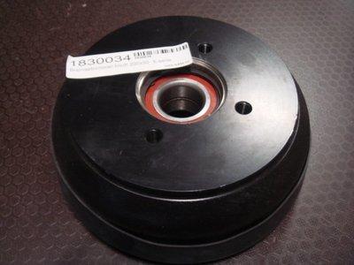 BREMSETROMMELL KNOTT 200x50  4x100  X-serie