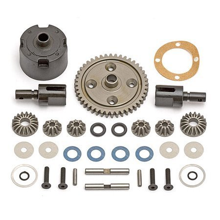 Associated 89111 Center Complete Diff Rc8 89111