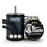 """Castle Creations """"Slate"""" 1406 Sensored 4-Pole Brushless Crawler Motor (2280kV) 120200019"""