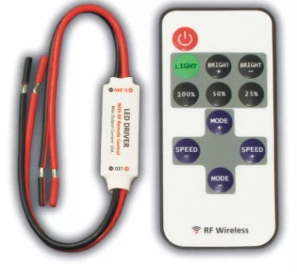 RF Wireless Remote Controller for Lights OTMRCS-005
