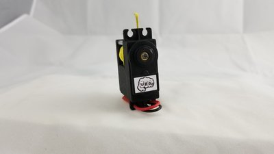 Standard HOG Servo Winch with no controller - Internal Spool