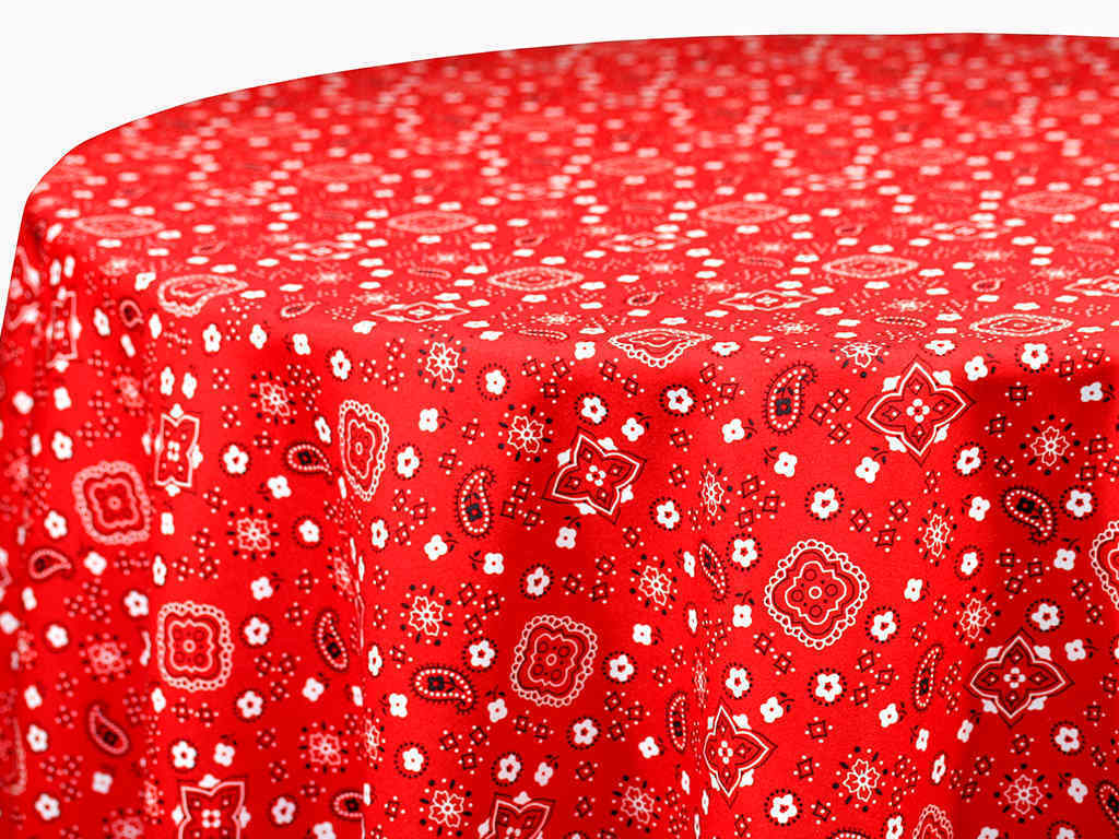 Bandanna Red