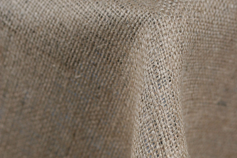 Real Burlap Round Tablecloths Made To Order Real
