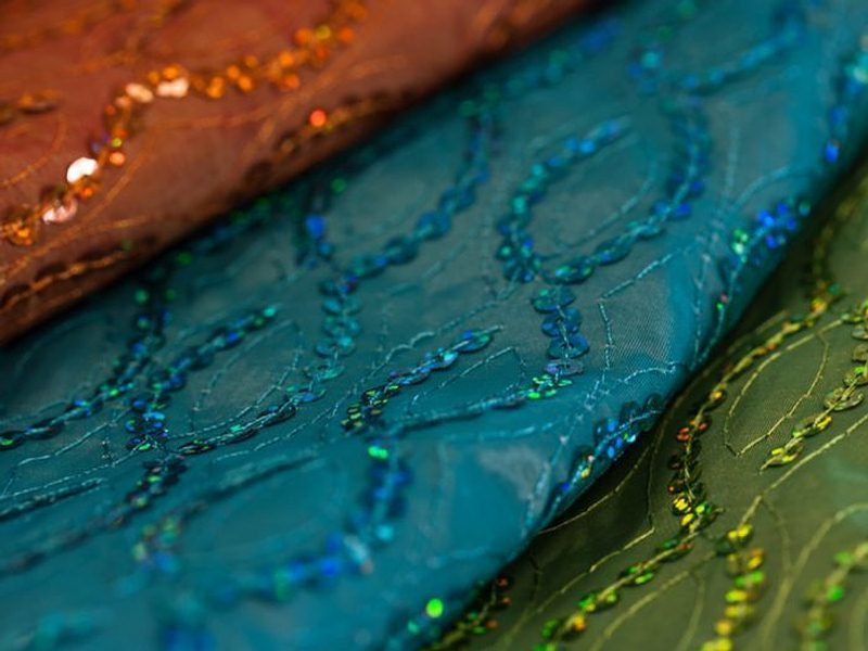 Sequins Round Tablecloths