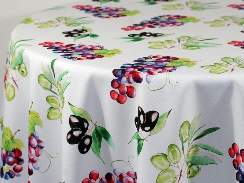 Grapevine Custom Print Napkins