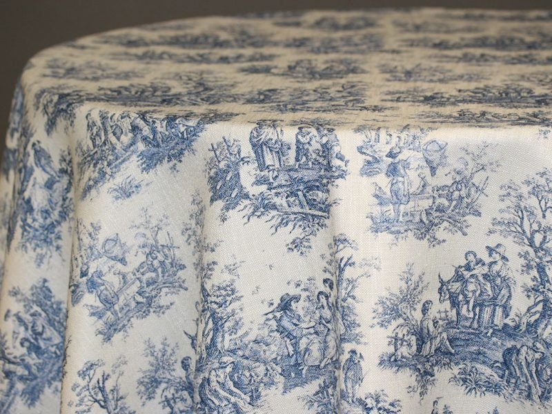 Lily's Pastoral Toile