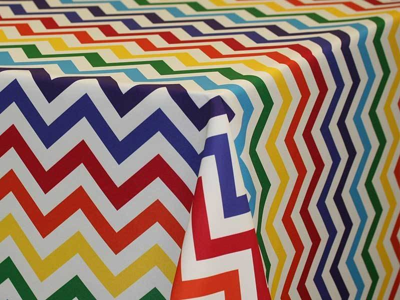 Multi Color Chevron