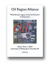 "DVD Set-""Philanthropic Legacy of the Oil Pioneers"""