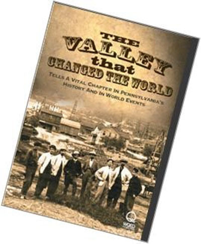"""DVD - """"The Valley that Changed the World"""""""