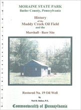History of the Muddy Creek Oil Field and the Marshall - Barr Site