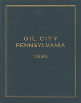 Oil City Pennsylvania 1896