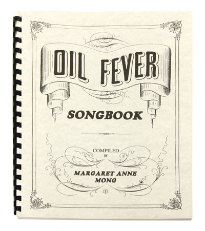 Oil Fever Songbook