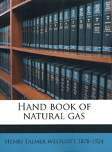 Hand Book Of Natural Gas