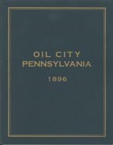 Oil City Pennsylvania 1896