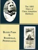 Blood Farm & Rouseville, Pennsylvania: The 1893 Diary of Clara Josephine Bankson