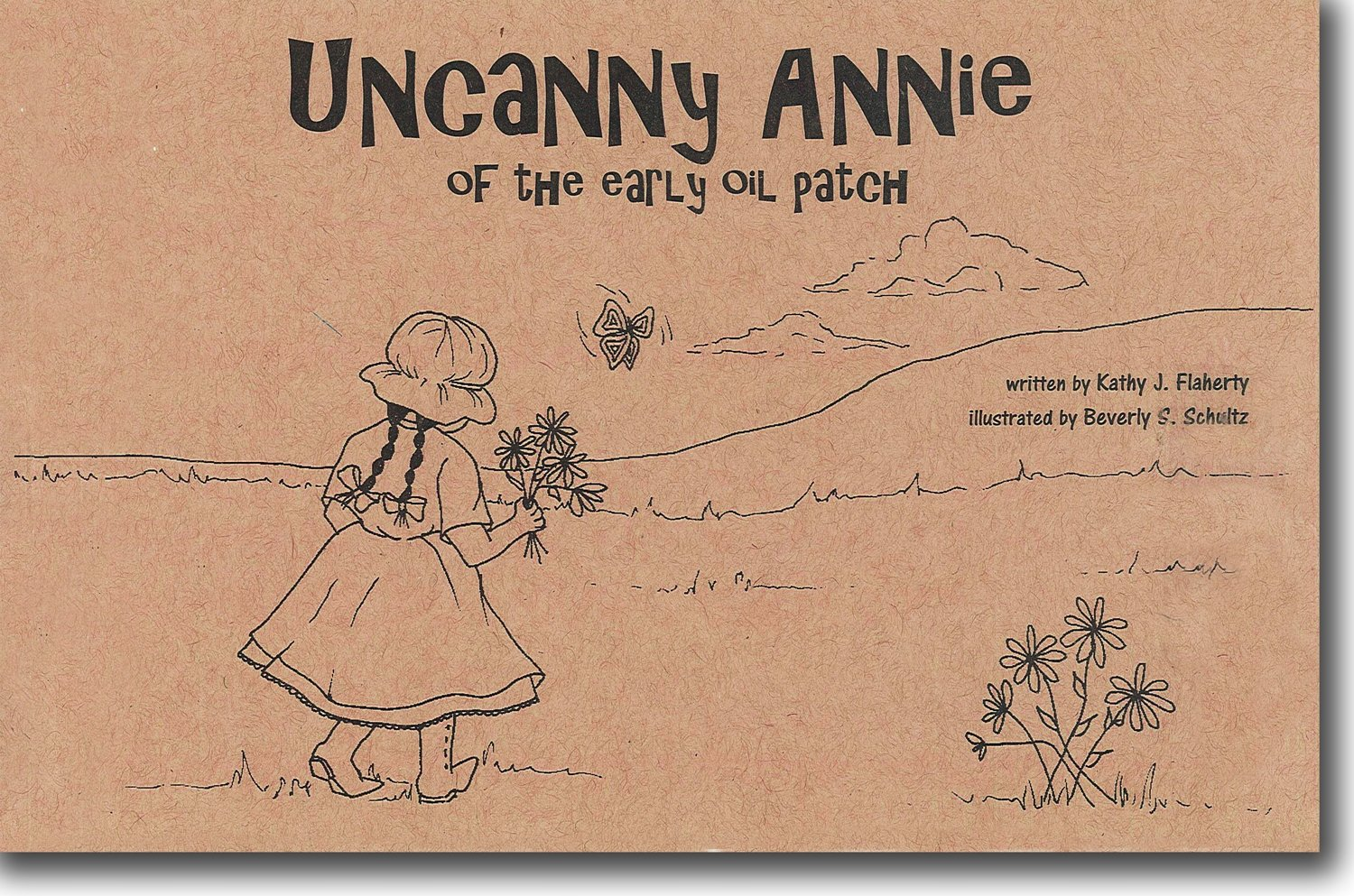 Uncanny Annie – Of The Oil Patch