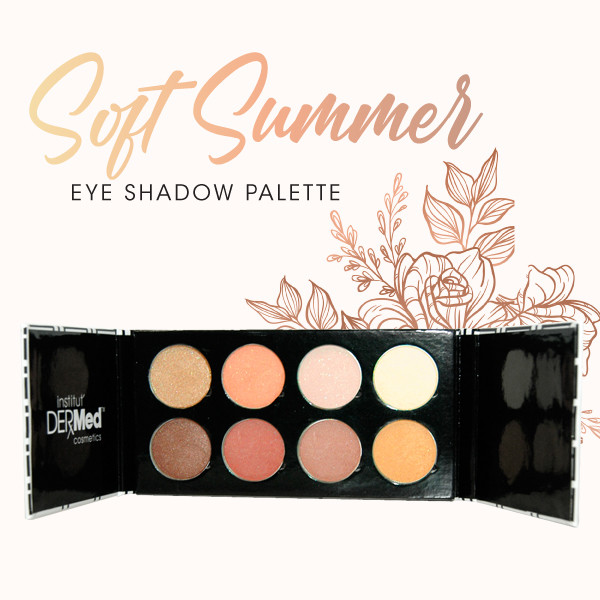 Summer Eyeshadow Palette 8 Shades