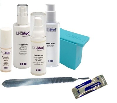 Dermaplaning Took Kit (Professionals Only)