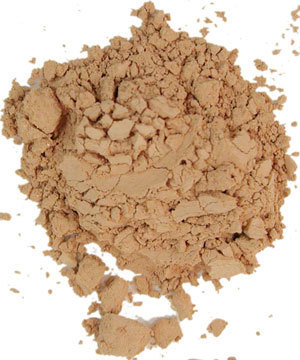 Cream Beige Loose Mineral Foundation