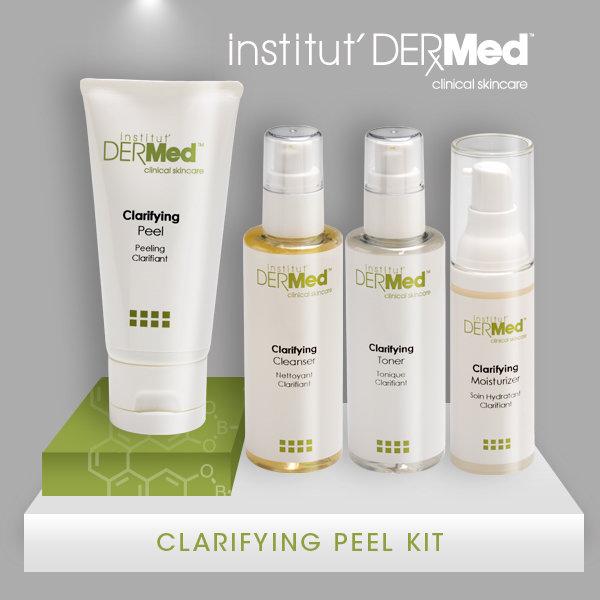 Clarifying Peel Kit