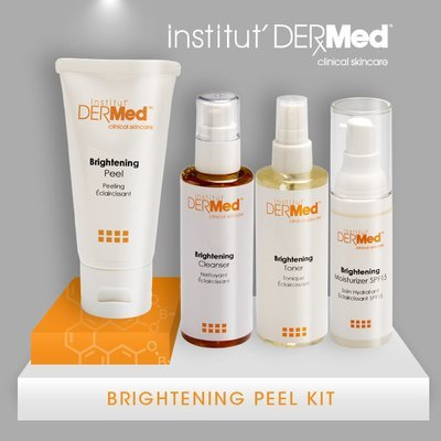 Brightening Peel Kit