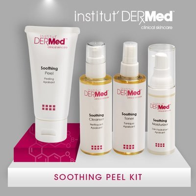 Soothing Peel Kit
