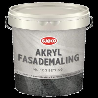 Akryl fasademaling 10L