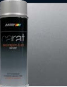 Carat Silver 400ml