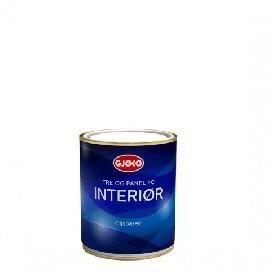 Interiør 40 Olje 0,75L
